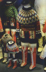 Одежда в истории народа Гренландии